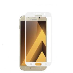 Защитное стекло 2.5D (3D) Mocolo Full Cover на весь экран для Samsung Galaxy A5 2017 (A520) – White