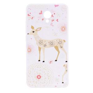 TPU чехол Cute Print для Meizu M5 Note (Бемби)
