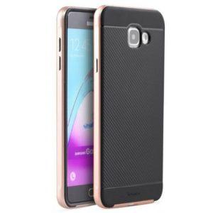 Чехол iPaky TPU+PC для Samsung A510F Galaxy A5 (2016) Черный / Rose Gold