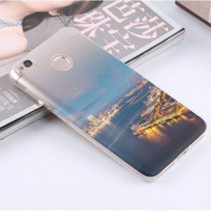 TPU чехол Kind для Xiaomi Redmi 4X (Гавань)