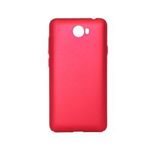 Пластиковая накладка soft-touch с защитой торцов Joyroom для Huawei Y5 II / Honor Play 5 (Red)