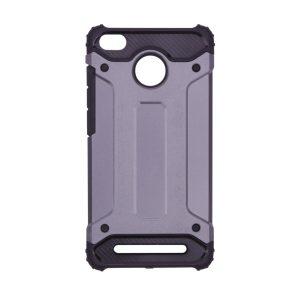Противоударный бронированный чехол Spigen для Xiaomi Redmi 3 Pro / Redmi 3s Металл / Gun Metal