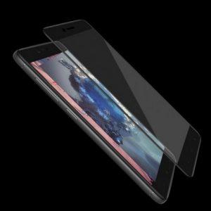 Защитное цветное стекло Mocolo (CP+) на весь экран для Xiaomi Redmi 4X Черный
