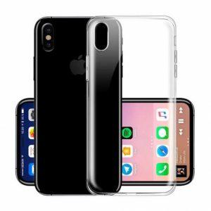 "TPU чехол Ultrathin Series 0,33mm для Apple iPhone X (5.8"")"