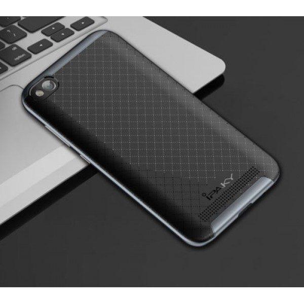Чехол iPaky TPU+PC для Xiaomi Redmi 5A (Черный / Серый)
