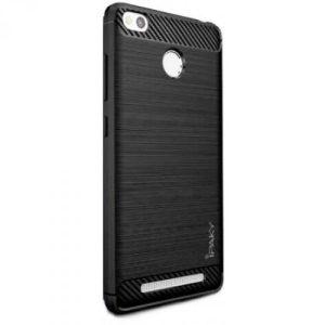 Cиликоновый (TPU) чехол Slim Series  для Xiaomi Redmi 4X (Black)