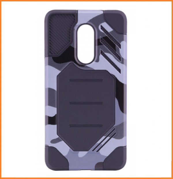 Противоударный MOTOMO(Military) для Xiaomi Redmi Note 4x / Redmi Note 4 Grey