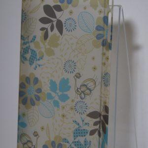 Защитный пластиковый матовый чехол с цветами для Iphone 4