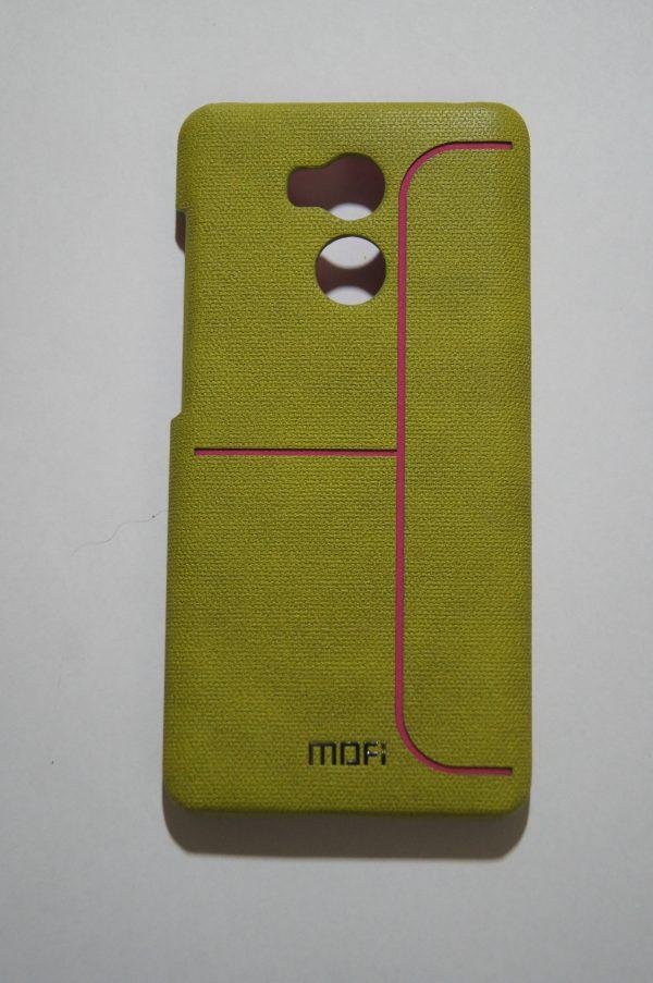 Пластиковая накладка бренда Mofi  для Xiaomi Redmi 4 Pro / 4 Prime  (Green)