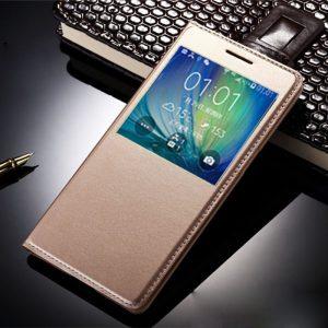 Защитный чехол-книжка для смартфона Samsung Galaxy J7 2015 (SM-J700H)