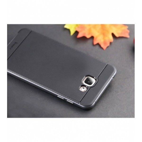 Чехол iPaky TPU+PC для Samsung Galaxy A7 2016 (A710) Черный / Серый