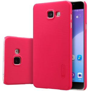 Пластиковый чехол Nillkin Matte для Samsung A710 Galaxy A7 2016 (Красный)