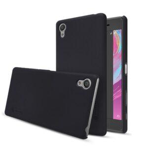 Пластиковый чехол Nillkin Matte для Sony Xperia X / Xperia X Dual (Черный)
