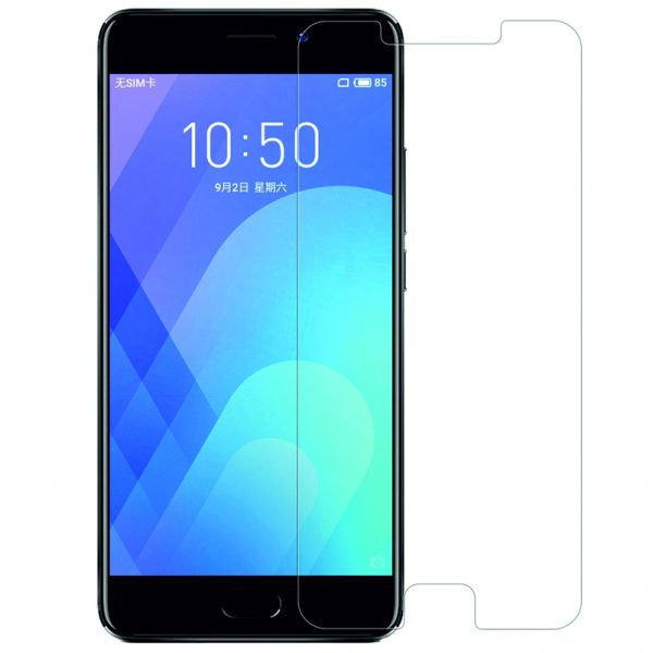 Защитное стекло Ultra Tempered Glass 0.33mm (H+) для Meizu M6 Note