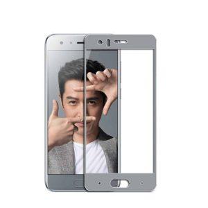 Защитное стекло 2.5D (3D) Full Cover на весь экран для Huawei Honor 9 — Gray