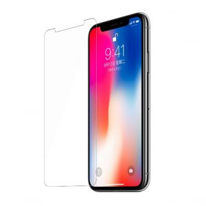 Защитное стекло 2.5D Ultra Tempered Glass для Iphone X / XS / 11 Pro — Clear