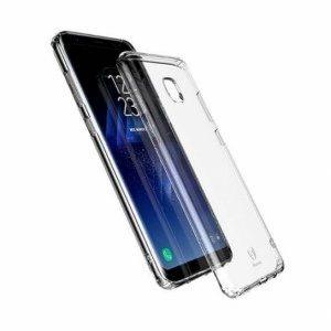 Прозрачный силиконовый (TPU) чехол для Samsung J530 Galaxy J5 (2017) (прозрачный)