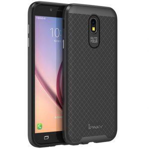 Чехол iPaky TPU+PC для Samsung J530 Galaxy J5 (2017) (Черный / Серый)