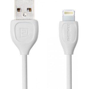 Кабель REMAX Lightning Lesu RC-050i Dock for Apple USB белый ультрапрочный 1 m