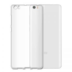 Защитный прозрачный силиконовый чехол для Xiaomi  Mi 5