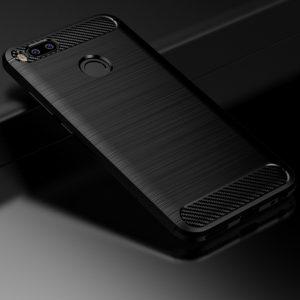 Cиликоновый (TPU) чехол Slim Series для Xiaomi Mi 5X / Mi A1 (Черный)
