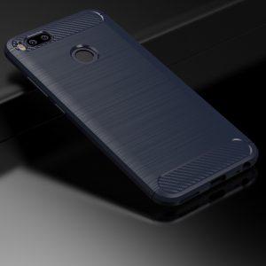 Cиликоновый (TPU) чехол Ipaky Slim Series для Xiaomi Mi 5X / Mi A1 (Cиний)