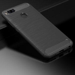 Cиликоновый (TPU) чехол Ipaky Slim Series для Xiaomi Mi 5X / Mi A1 (Cерый)