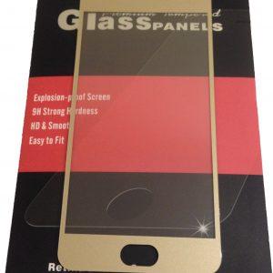 Защитное стекло Mocolo Full Cover 2.5d Gold для Meizu M3 / M3 mini / M3s