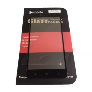 Защитное стекло Mocolo Full Cover 2.5d Black для Redmi Note 4