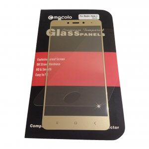 Защитное стекло Mocolo Full Cover 2.5d Gold для Redmi Note 4