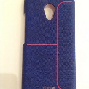 Пластиковая накладка бренда Mofi для Meizu M3 / M3 mini / M3s Blue