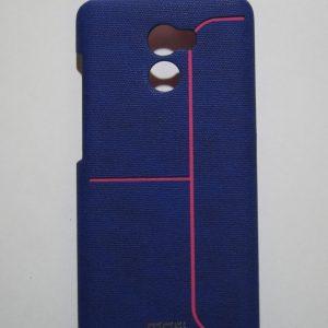 Пластиковая накладка бренда Mofi для Xiaomi Redmi 4 Dark Blue