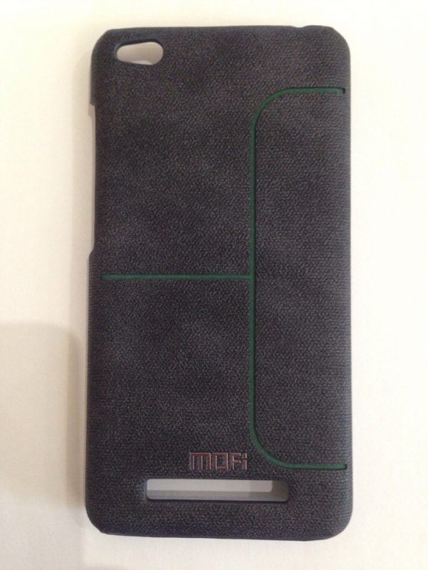 Пластиковая накладка бренда Mofi для Xiaomi Redmi 4A Black
