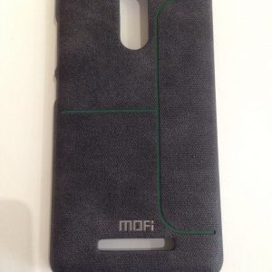 Пластиковая накладка бренда Mofi для Xiaomi Redmi Note 3 / 3 Pro Black