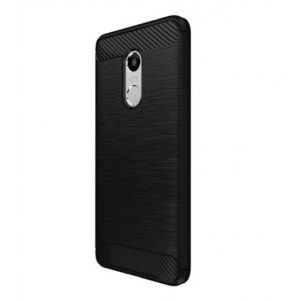 Cиликоновый (TPU) чехол Slim Series для Xiaomi Redmi 4 Note (Black)