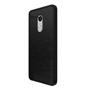 Cиликоновый (TPU) чехол Slim Series  для Xiaomi Redmi 4 Note (Black)