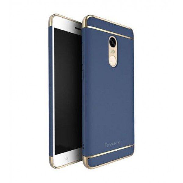 Чехол iPaky Joint Series для Xiaomi Redmi Note 4 (Dark Blue)
