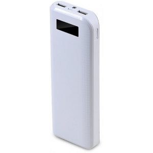 Внешний аккумулятор Proda Power Box PPL-12 20000 mAh (White)