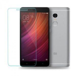 Защитное стекло прозрачное для Xiaomi redmi note 4X