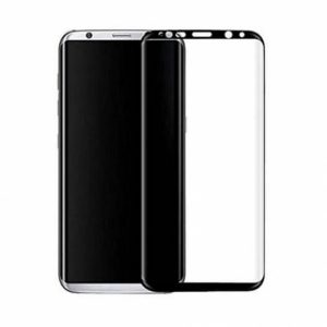 Защитное стекло 3D / 5D Full Glue Tempered Glass для Samsung G955 Galaxy S8 Plus – Black