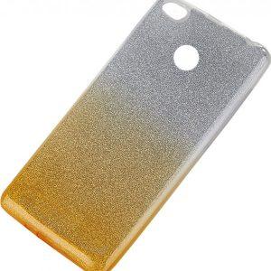 TPU чехол SMX Gradient Color для Xiaomi Redmi 4X (Gold)