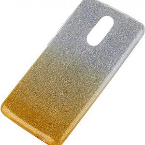 TPU чехол SMX Gradient Color для Xiaomi Redmi Note 4X / Note 4 (SD) (Gold)