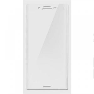 Защитное цветное 3D стекло для Sony Xperia X / Xperia X Dual (F5121/F5122) (Прозрачное)