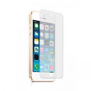 Защитное стекло 2.5D для Iphone 5 / 5s / 5C / SE (Прозрачное / Clear)