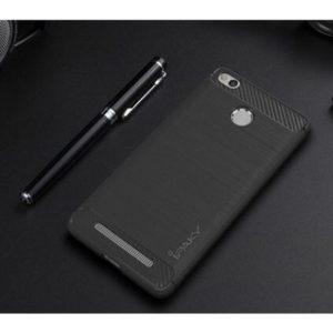 Cиликоновый (TPU) чехол Ipaky Slim Series  для Xiaomi Redmi 4X (Grey)