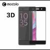 Защитное цветное стекло Mocolo (CP+) на весь экран для Sony Xperia XA / XA Dual (Черный)