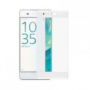 Защитное стекло 3D Full Cover Mocolo для Sony XA / XA Dual (F3111/F3112) на весь экран – White