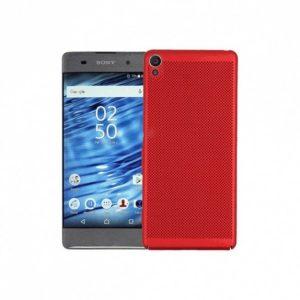 Пластиковая накладка MOFI Air Series для Sony Xperia XA / XA Dual (Red)