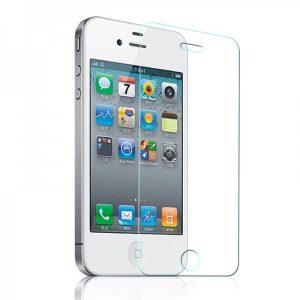 Защитное стекло 2.5D для Iphone 4 / 4s (Прозрачное)