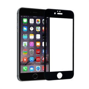 Защитное стекло 3D Full cover для Iphone 6 / 6s - Black